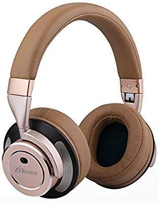Zinsoko Z H01 Wireless Active Noise Cancelling Amazon Co Uk Electronics Noise Cancelling Headphones Headphones