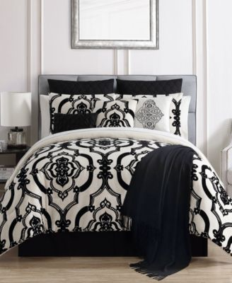Zuri 14 Pc King Comforter Set