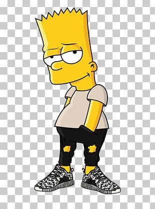 Bart Simpson Homer Simpson Supreme Graphic Designer Png Clipart Art Artwork Bart Simpson Beak Bird Free Png Down Marge Simpson Bart Simpson Homer Simpson