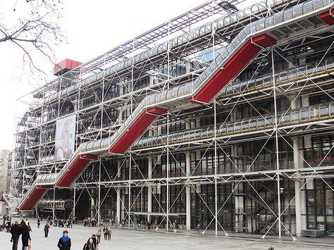 Museo Pompidou.Centre Pompidou Parlez Vous Francais Pinterest Museo Pompidou