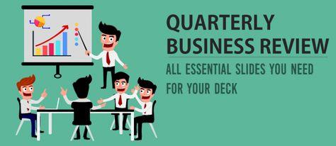 Quarterly Business Review Presentation All The Essential Slides