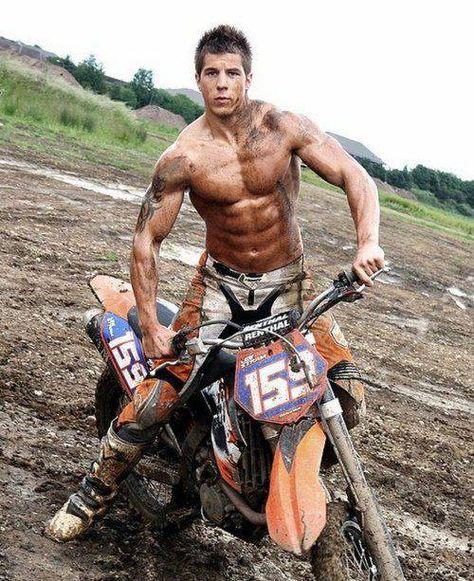 Sooooo hot   Motocross, Dirtbikes, Sepeda motor trail