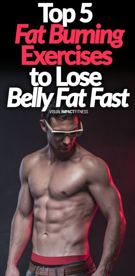Top 5 Fat Burning Exercises To Lose Belly Fat Fast Workouts Fat
