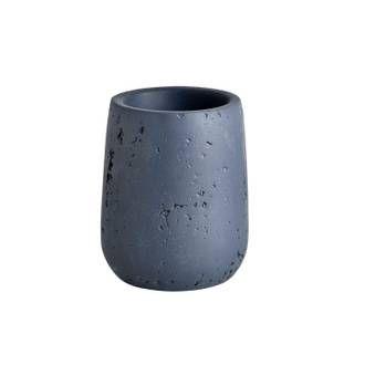 Distributeur De Savon Ceramique Cancun Bleu Leroy Merlin Distributeur Savon Gobelet Ceramique