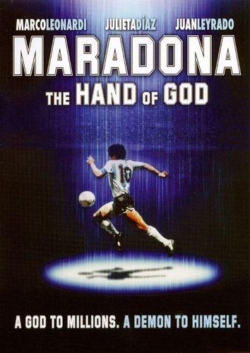 Best Buy Maradona The Hand Of God Dvd 2007 Free Movies Online Movies Online Sports Movie