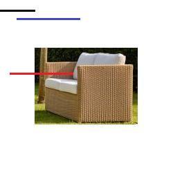 Palletbedroomfurniture 2er Sofa Nibali In Beige Zusatz Inkl Cremefarbenen Kissen Masse Breite 72 Cm Hohe 140 Cm Tiefe In 2020 2er Sofa Zweisitzer Sofa Sofa