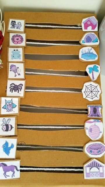 اسماء مساكن الحيوانات الاليفة وحيوانات الغابة Ppt أنشطة للصيف Activities For Kids Kids Clipart Crochet Projects