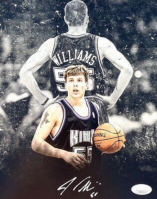 Details About Jason Williams Signed Kings Basketball 8x10 Photo White Chocolate W Jsa In 2020 Jason Williams Kings Basketball Sports Stars
