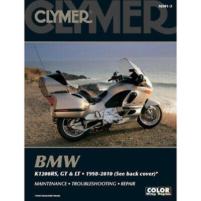 Clymer M501 Service Shop Repair Manual For Bmw K1200rs Gt Lt In 2020 Clymer Bmw Repair Manuals