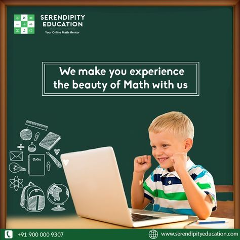 Leave It To Us To Make Your Child Fall In Love With Math Know
