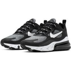 Nike Air Max 270 React (Optical) Damenschuh Schwarz