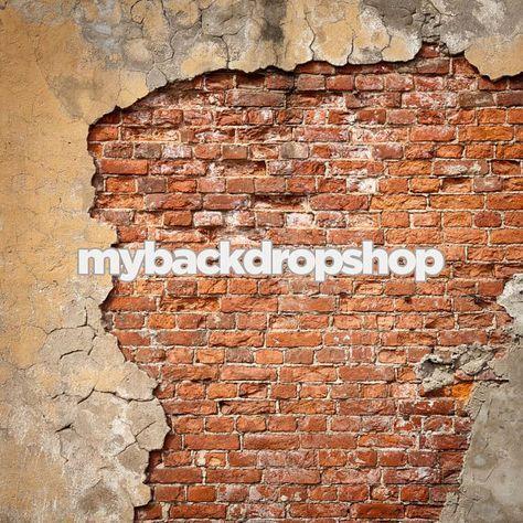 35+ Broken brick wall clipart info