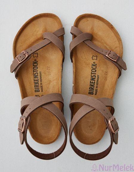 2020 Bayan Sandalet Modelleri Sandalet Kiz Ayakkabilari Birkenstock