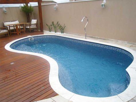 Qual piscina construir: alvenaria, fibra de vidro ou vinil?   Fórum da Construção