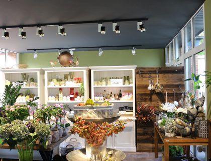 Design Konzept Vom Lieblingsmaler Blumenladen In Treuenbrietzen Malerarbeiten Design Wandgestaltung