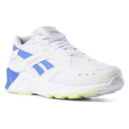 Aztrek Shoes | Classic sneakers, White