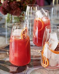 Blood Orange Screwdrivers Recipe on Food & Wine