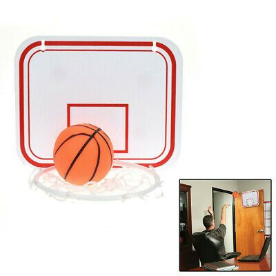 Mini Plastic Indoor Basketball Hoop Over Door Wall Mount Kids Sports With Ball In 2020 Indoor Basketball Hoop Basketball Hoop Indoor Basketball