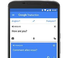 Traduction Google Traduction Google Traduction Anglais Francais