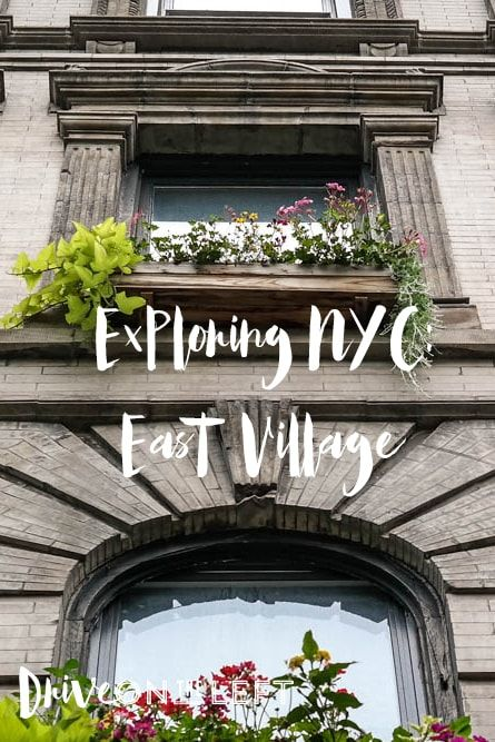 East Village Neighborhood Guide
