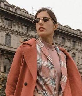 Feisedy Fashion Designer Sunglasses Retro Small Petals Shape Arc Temple Design B2298 Sunglass Eyewear Ovalglass Roundglass E Fashion Eyewear Womens Style