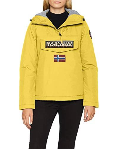 różne style kup tanio tani Napapijri Women's Rainforest Winter Jacket (Spark Yellow Y36 ...