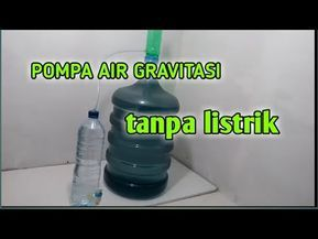 Tutorial Membuat Pompa Air Tanpa Listrik Tutorial Lif Co Id