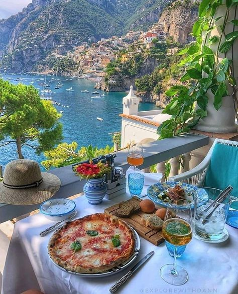 Travel Discover Lunch in Positano Italy tag someone you would take with! Photo by . Vacation Places Dream Vacations Vacation Spots Italy Vacation Oh The Places You& Go Cool Places To Visit Beautiful Places To Travel Italy Places To Visit Positano Italy Beautiful Places To Travel, Beautiful World, Romantic Travel, Beautiful Moments, Beautiful People, Vacation Places, Dream Vacations, Italy Vacation, Italy Honeymoon