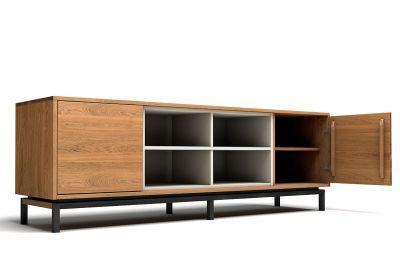 Schranke Nach Mass Holzpiloten Sideboard Modern Schrank Sideboard Eiche Massiv