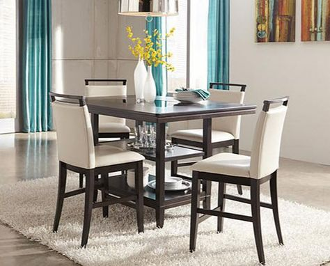Beautiful Stools For A Fresh New Look Ashley Furniture At Matt S Fur Contemporary Dining Room Furniture Counter Height Dining Room Tables Dining Room Sets