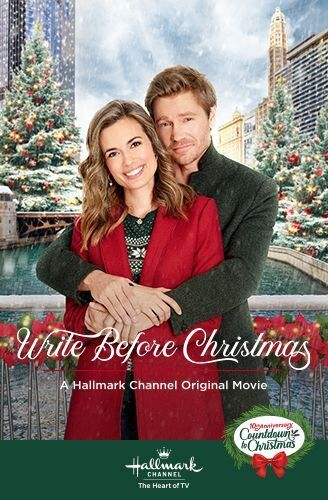 Countdown To Christmas Movie Review Write Before Christmas Christmas Movies On Tv Hallmark Christmas Movies Christmas Movies