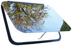 Guide To Rv Windows It S All About The Glass With Images Rv Windows Camper Windows Slider Window