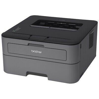 Brother Hl L2300d Standard Laser Printer In 2020 Printer Wifi Printer