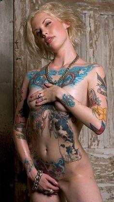 Pin On Tattoo Girl P