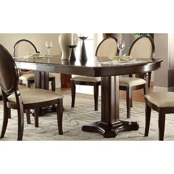 Coleman Extendable Dining Table In 2020 Extendable Dining Table