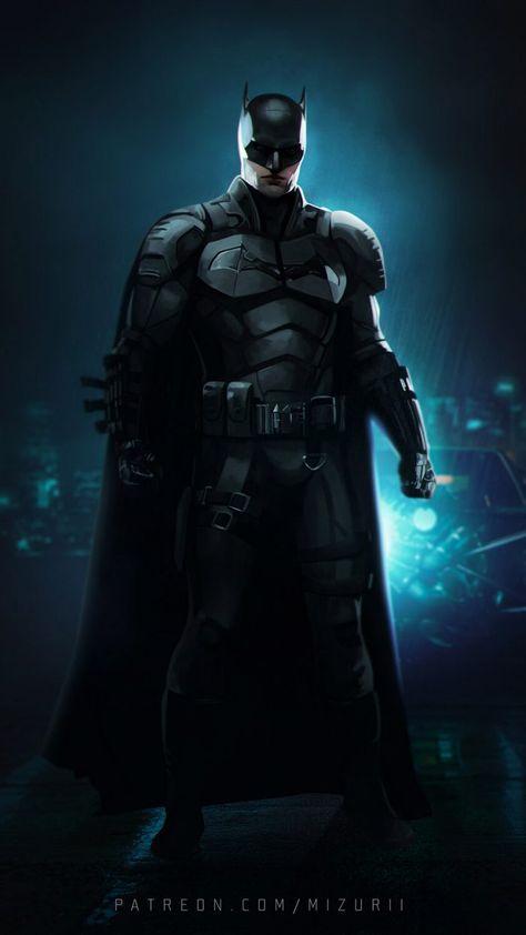 Batman 2012 Robert Pattinson - iPhone Wallpapers