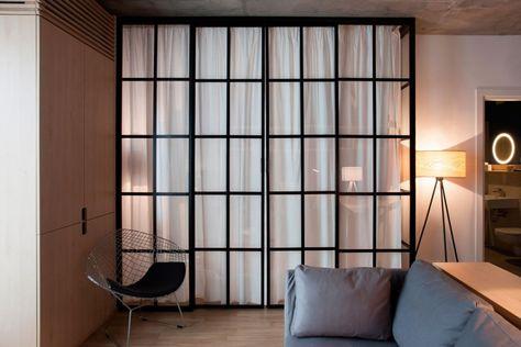 m apartment interior in Romania - Viskas apie interjerą