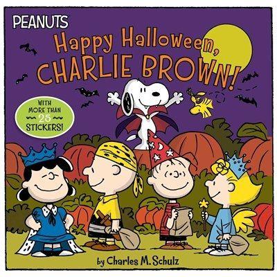 Happy Halloween Charlie Brown Famille Et Enfant
