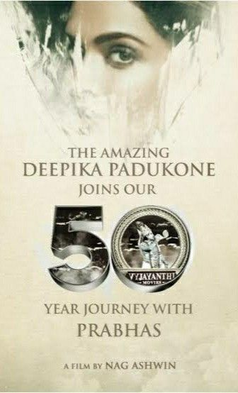 Deepika Padukone In Prabhas 21 Deepika Padukone Telugu Movies Movies