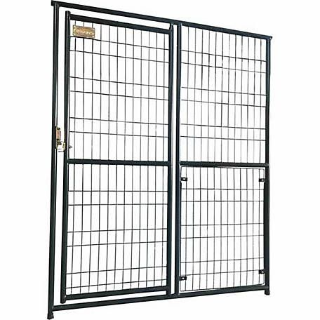 Retriever Lodge Kennel Door Panel At Tractor Supply Co Dog
