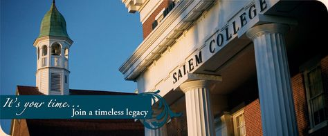 Salem College BA English 2000