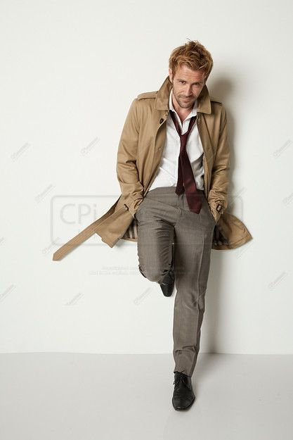 Matt Ryan As Constantine Matt Ryan Constantine Constantine Hellblazer John Constantine