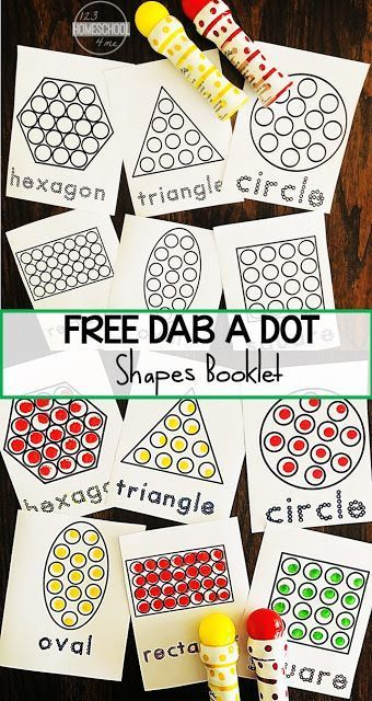 FREE DO a Dot Shapes Worksheets - Make these LOW PREP free printable shapes worksheets into a booklet. Great for motor skills learning shape names and shape. Perfect for toddler preschool prek kindergarten and first grade kids. Preschool Learning Activities, Free Preschool, Preschool Lessons, Kindergarten Math, Toddler Preschool, Preschool Shapes, Shape Worksheets For Preschool, Kids Shapes, Toddler Worksheets