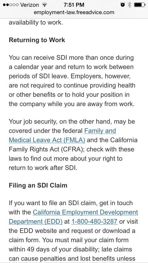 Disabilty and job security Disability laws Pinterest Job - job request form