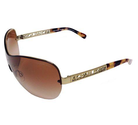 Michael Kors MK5002 100413 Gold/Brown Gradient Sunglasses