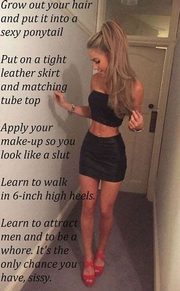 Pin On Sissy Captions