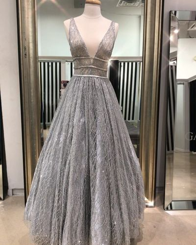 10++ Silver sparkly prom dress ideas in 2021
