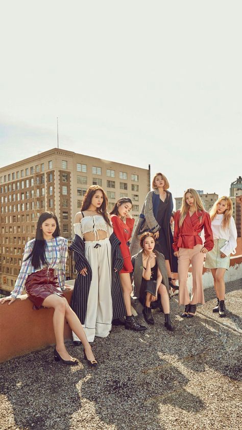 List Of Dreamcatcher Kpop Wallpaper Images And Dreamcatcher