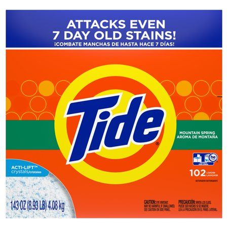 Household Essentials In 2020 Powder Laundry Detergent Laundry