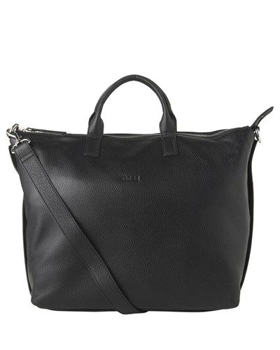 "BREE Handtasche ""Toulouse"", Leder, schwarz"